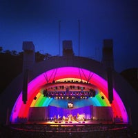 Photo taken at The Hollywood Bowl by Nate S. on 7/1/2013