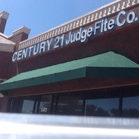 Photo taken at Century 21 Judge Fite Company by TexInspec Home and Termite Inspections on 3/18/2014