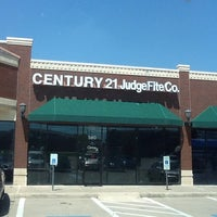 Photo taken at Century 21 Judge Fite Company by TexInspec Home and Termite Inspections on 7/24/2014