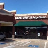 Photo taken at Century 21 Judge Fite Company by TexInspec Home and Termite Inspections on 11/20/2014