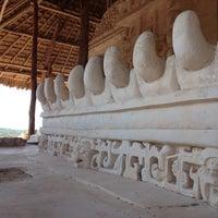 Foto tomada en Zona Arqueológica Ek Balam por Svetlana G. el 5/9/2013
