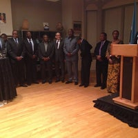 Photo taken at Embassy of Botswana by Diane B. on 10/4/2013