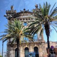 Foto tomada en Museu Marítim de Barcelona por Olga el 7/20/2013