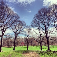 Photo taken at Prospect Park by Kingsley H. on 4/13/2013