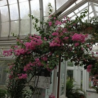 Photo taken at Westmount Greenhouse by E B. on 7/4/2013