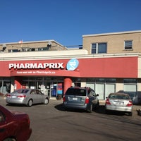 Photo taken at Pharmaprix by E B. on 11/22/2012