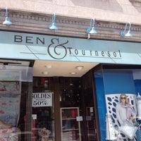 Photo taken at Ben & Tournesol by E B. on 4/16/2014