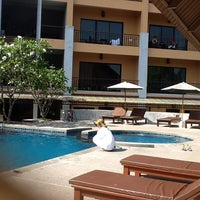 Photo taken at Chalicha Resort by Nongaung Z. on 3/26/2013