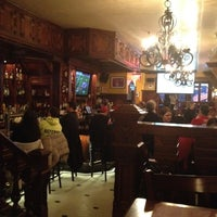 Photo taken at McHale's Bar & Grill by Aline D. on 1/20/2013