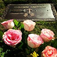 Photo taken at Sta Clara Catholic Cemetery by Jose C. on 12/15/2013