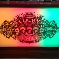 Photo taken at Lucky 777 Chili Parlor by Donnie S. on 1/7/2013