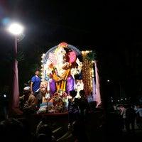 Photo taken at Versova Jetty by Aditya K. on 9/18/2013