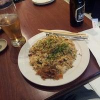 Photo taken at Takeya Sushi by J. C. on 4/10/2013