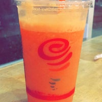 Photo taken at Jamba Juice Frankford & Preston by Tushar N. on 11/5/2015