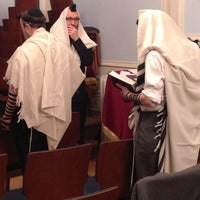 Photo taken at Congregation B'nai Avraham by Ed W. on 2/5/2013