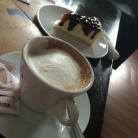 Photo taken at Barista Lavazza by Дашуля on 10/13/2014
