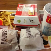 Photo taken at McDonald's by _knnth on 1/25/2013