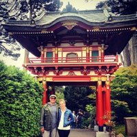 Photo taken at Japanese Tea Garden by Isaiah S. on 7/14/2013