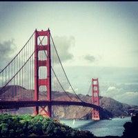 Foto scattata a Golden Gate Overlook da Isaiah S. il 11/18/2012