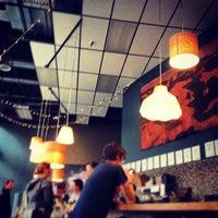 Photo taken at Awaken Cafe by Isaiah S. on 2/19/2013