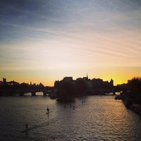 Photo taken at La Seine by Isaiah S. on 12/7/2014