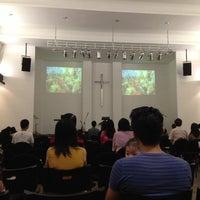 Photo taken at FCC (Faith Christian Centre) by Joshua L. on 11/4/2012