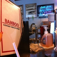 Photo taken at Bamboo by Cassandra W. on 7/28/2013