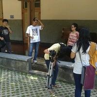 Photo taken at SD. Regina Pacis - Bogor by Bulan T. on 3/28/2013