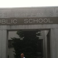 Photo taken at P.S. 4 by Vinny R. on 9/12/2013