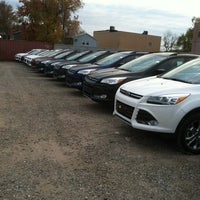 Photo taken at Dana Ford Lincoln by Vinny R. on 11/11/2013