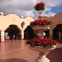Photo taken at Mercado de Nuestra Señora de África by Laura H. on 12/16/2012