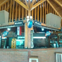 Photo taken at Club Hogar Canario by Eduardo E. on 7/22/2016
