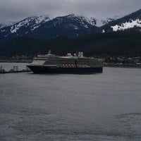 Photo taken at Holland America Westerdam by Donald C. on 5/14/2013