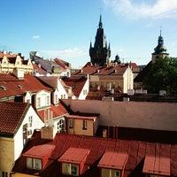 Photo taken at Jindřišská věž by Ondra Z. on 5/21/2013