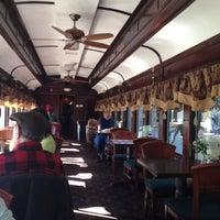 10/12/2012 tarihinde Robert K.ziyaretçi tarafından Clinton Station Diner'de çekilen fotoğraf
