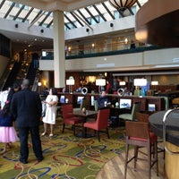 Photo taken at San Francisco Airport Marriott Waterfront by Robert K. on 2/8/2013