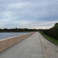 Photo taken at White Rock Lake Spillway by Alan D. on 11/8/2013