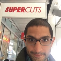 Photo taken at Supercuts by Nima E. on 6/13/2017