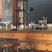 Photo taken at Sextant Coffee Roasters by Nima E. on 4/28/2017