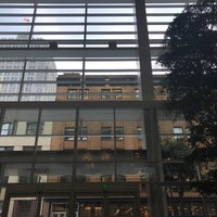 Photo taken at 101 Second Street Atrium by Nima E. on 10/18/2017
