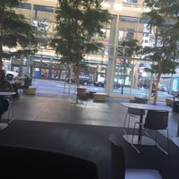 Photo taken at 101 Second Street Atrium by Nima E. on 10/21/2016