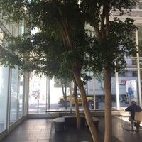 Photo taken at 101 Second Street Atrium by Nima E. on 5/1/2017