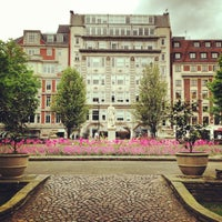 Photo taken at Golden Square by Alex K. on 5/14/2013