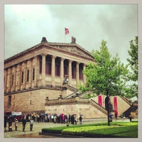 Photo taken at Museum Island by Alex K. on 6/2/2013