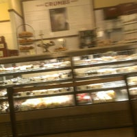 Photo taken at Crumbs Bake Shop by Michael L. on 2/22/2013