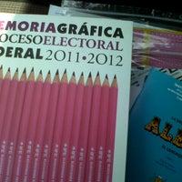 Photo taken at Junta Distrital Ejecutiva No. 28 IFE by Gus B. on 4/3/2013