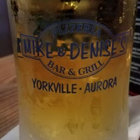 Photo taken at Mike & Denise's Pizzeria and Pub by Robert T. on 2/18/2018