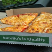 Photo taken at Aurelio's Pizza - Geneva by Robert T. on 7/4/2013