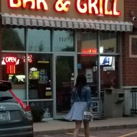 Photo taken at The Town Bar & Grill by Robert T. on 7/22/2017