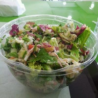 Photo taken at Salad Factory by Jose F. on 4/27/2013